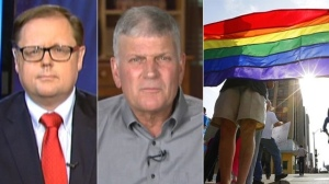 Todd Starnes & Franklin Graham