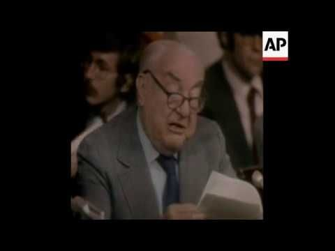 SYND 17 5 73 OPENING OF WATERGATE SENATE HEARING