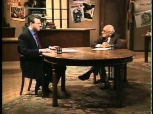 Peter Robinson & Milton Friedman