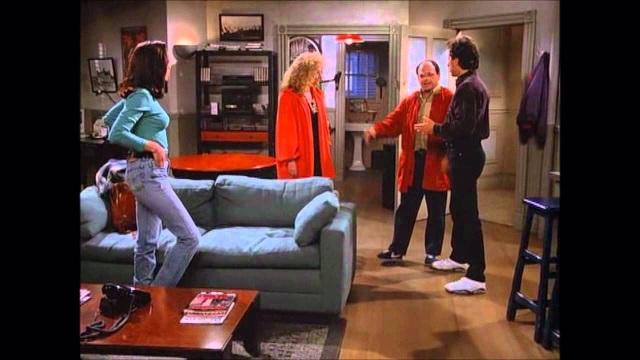 Seinfeld - Paula Marshall