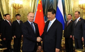 Russian-Chinese Alliance?
