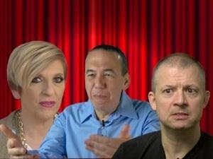 Lisa Lampanelli, Gilbert Gottfried, Jim Norton