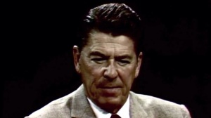 Governor Ronald W. Reagan R, California