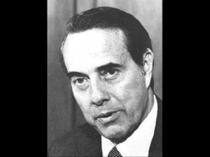 U.S. Senator Robert Dole Chairman of the RNC 1971-72