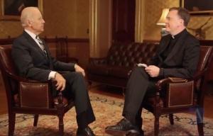 Vice President Joe Biden & Father Matt Malone