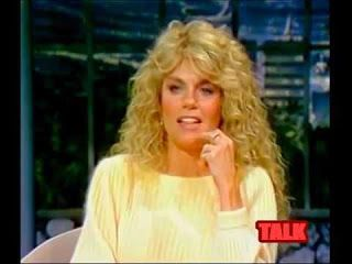 #Hollywood Goddess and Babydoll #DyanCannon, on #TheTonightShow with #JohnnyCarson, in 1982_