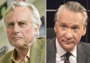 Richard Dawkins & Bill Maher