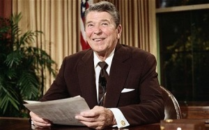 President Ronald W. Reagan