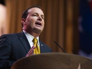 U.S. Senator Mike Lee, R, Utah