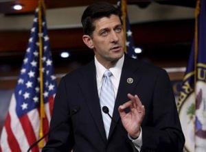 U.S. Representative Paul Ryan, R, Wisconsin- Incoming Speaker of The House