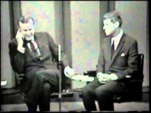 Jack Paar & Bobby Kennedy