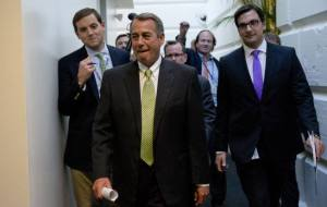 "Speaker John Boehner- ""I'm no longer dead man walking!"""