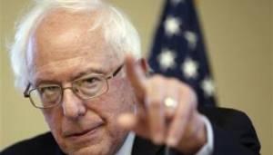 Democratic Socialist U.S. Senator Bernie Sanders