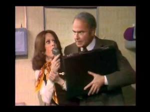 Carol Burnett & Harvey Korman