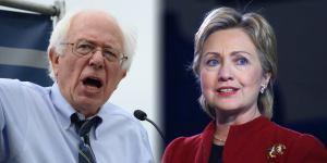 Bernie Sanders vs Hillary Clinton