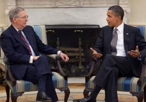 Mitch & Barack