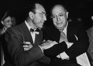 Herbert Biberman & Samuel Ornitz