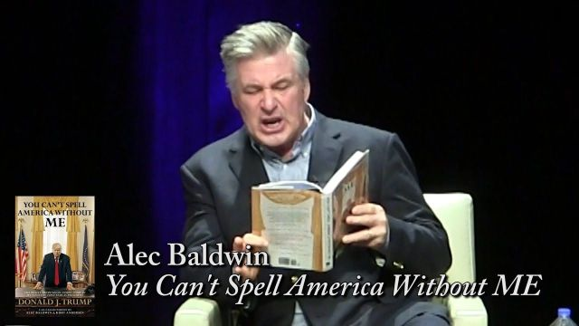 Alec Baldwin as Donald Trump on Alec Baldwin