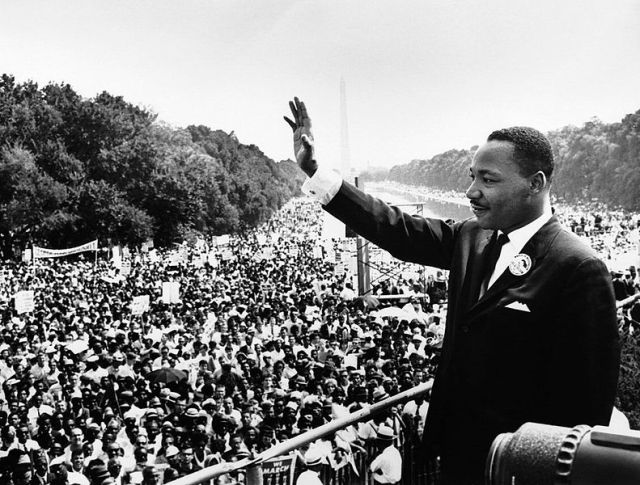 Dr. Martin L. King - I Have a Dream