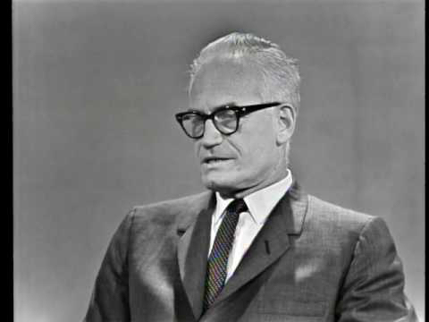 Firing Line With William F. Buckley- U.S. Senator Barry Goldwater: The Future of Conservatism, From 1966