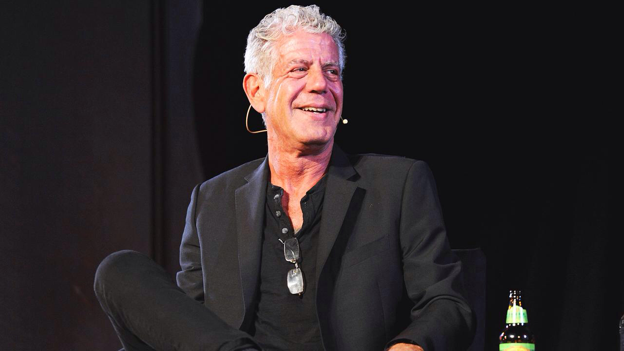 Inside Edition: Ali Rosen- Legendary Chef and Traveler Anthony Bourdain Dies At 61: The Man Who Saw and Lived The World