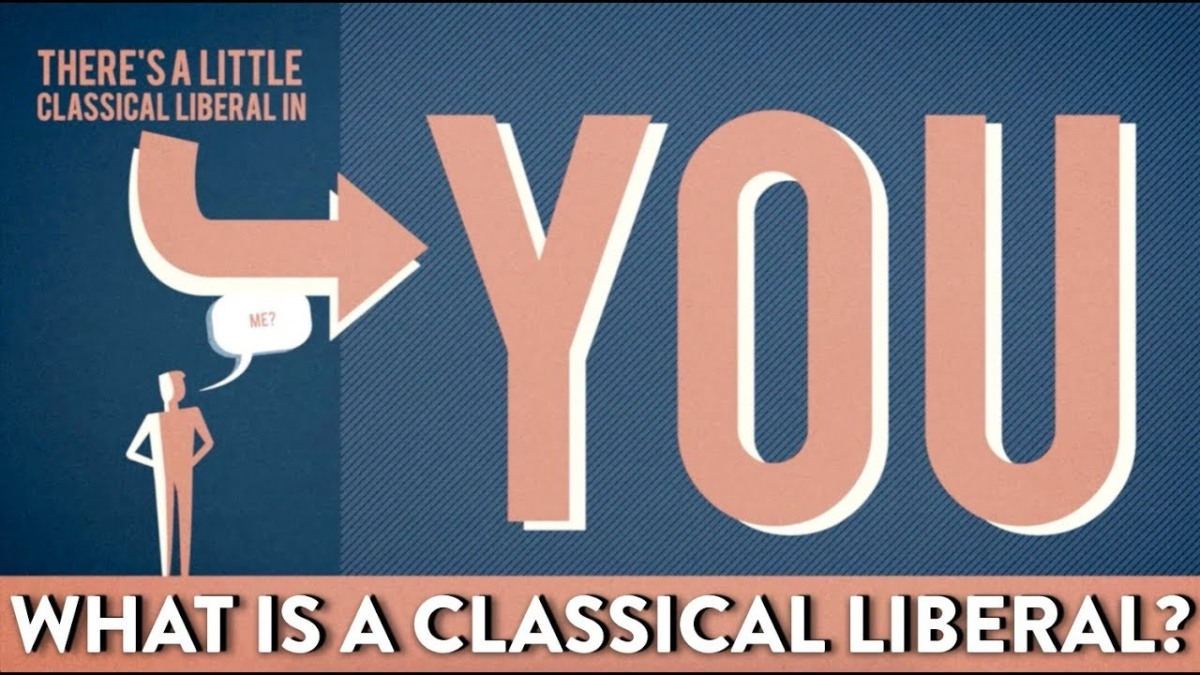 The Rubin Report: Dave Rubin- What is a Classical Liberal?
