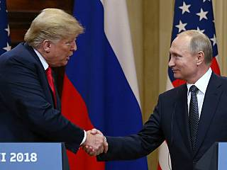 Reason Magazine: Opinion- Peter Suderman: Donald Trump's Vladimir Putin Summit Is Another Reminder Her Prefers Dictators To Democratic Leaders
