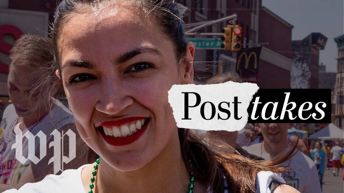 The Washington Post: Opinion- Elizabeth Bruenig: 'This Is Not Your Grandfather's Concept of Socialism'