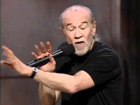 Anders Jacobson: George Carlin- On Some Cultural Issues