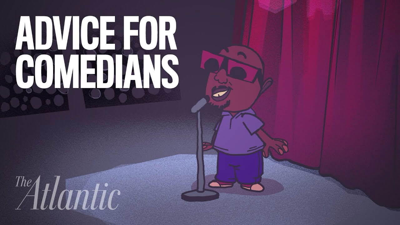 The Atlantic: Hannibal Buress- Advice For Comedians