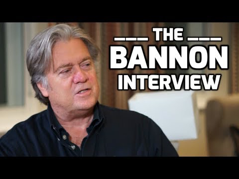 Sargon of Akkad: Interviewing Steve Bannon- Bannonism: The Revolt of The Little Guy