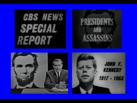 David Von Pein: CBS News Special Report- Eric Sevareid: Presidents and Assassins, November 25, 1963