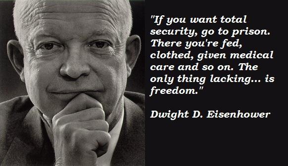 Dwight Eisenhower Quotes War