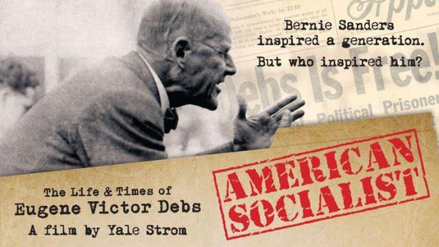 Image result for Eugene Debs - Socialist