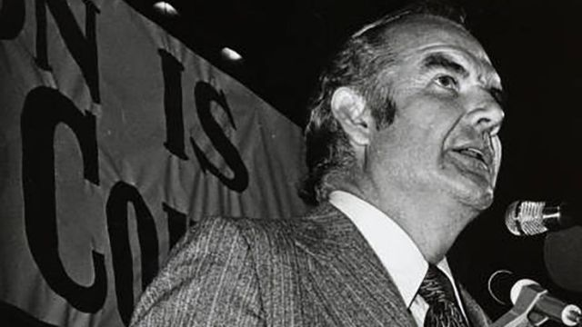 Image result for George McGovern - Socialist