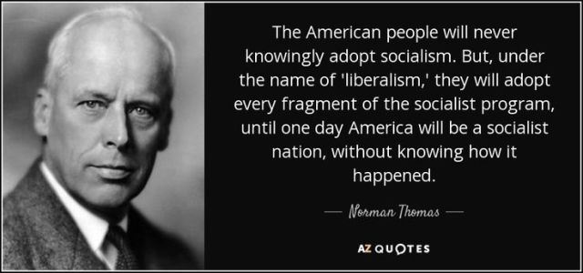 Image result for Norman Thomas - Socialist