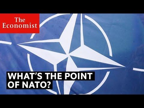 The Economist: Daniel Franklin- 'What's The Point of NATO?'