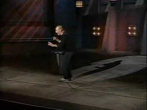 george carlin on soft language - Google Search