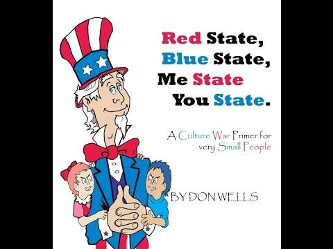 Image result for Red State Cultural War Primer