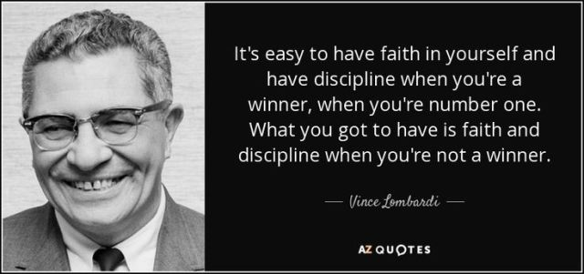 Image result for The Wisdom of Vince Lombardi - Famous Quotes