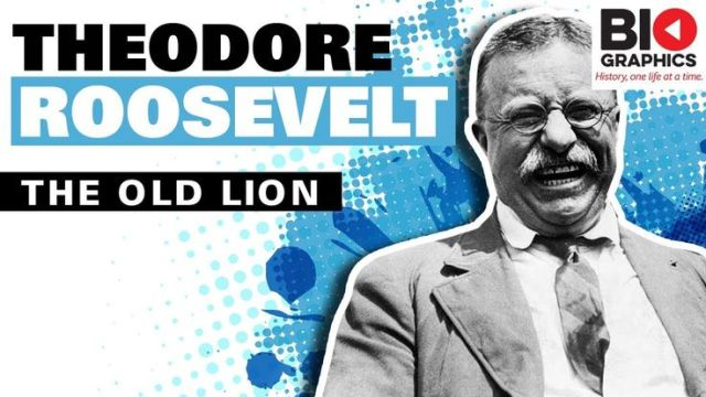 Theodore Roosevelt_ The Old Lion - Google Search