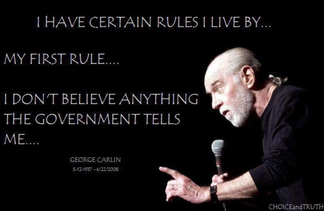 George Carlin - Socialist Anarchism - Google Search