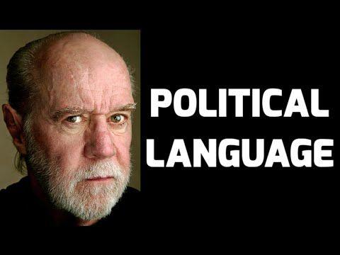 George Carlin_ Political Language