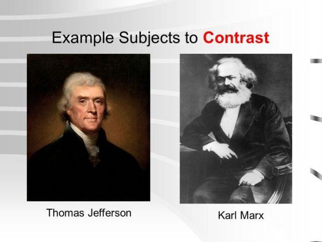 Karl Marx and Thomas Jefferson - Google Search