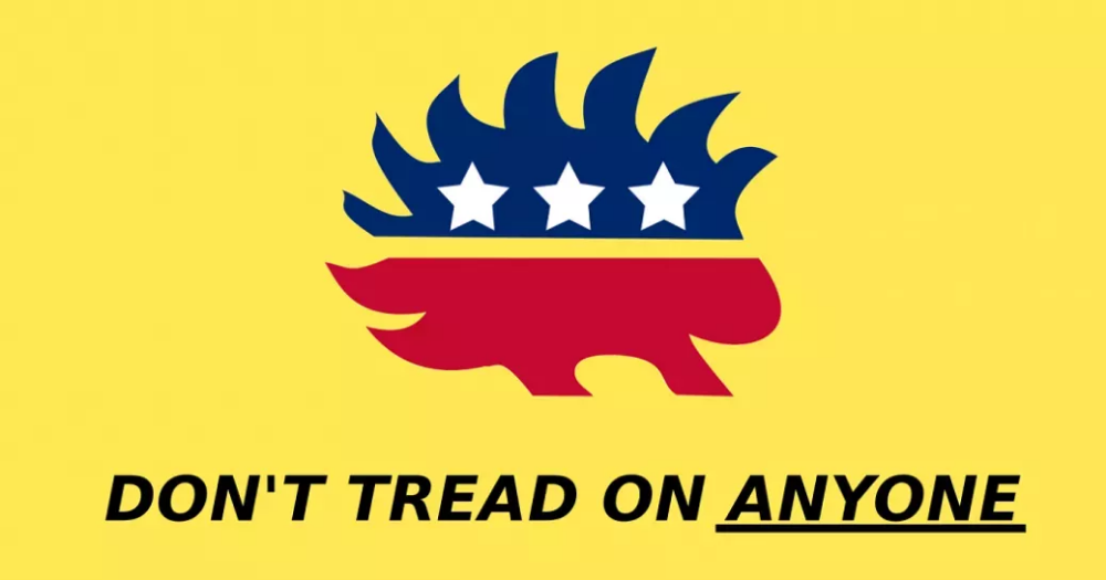 Tom Woods: 'My Goal as a Libertarian: To Oppress People'