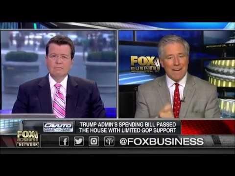 Dan Mitchell Expressing Disdain for Trump's Big-Spending Budget Deal