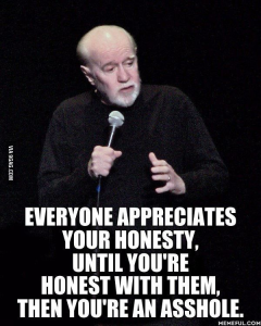 George Carlin - Assholes - Google Search