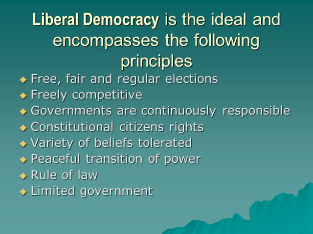 Liberal democracy - Google Search