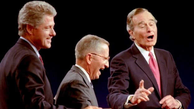 Ross Perot Was The Original Donald Trump - Google Search
