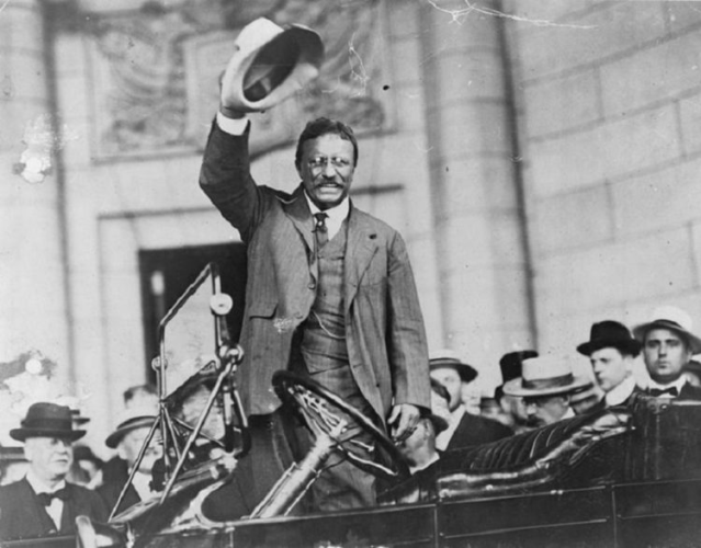 Teddy Roosevelt Saved The US From A Communist Revolution - Google Search